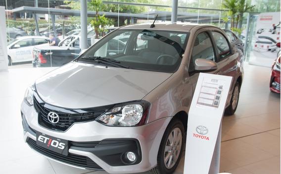 Toyota Etios 4ptas Xls Mt 2019
