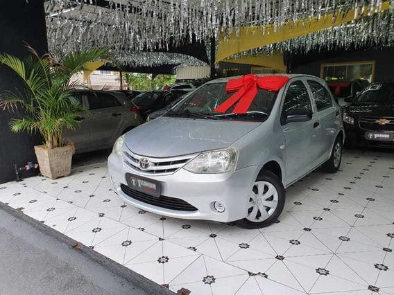 Toyota Etios X 1.3 Flex 16v 5p.mec