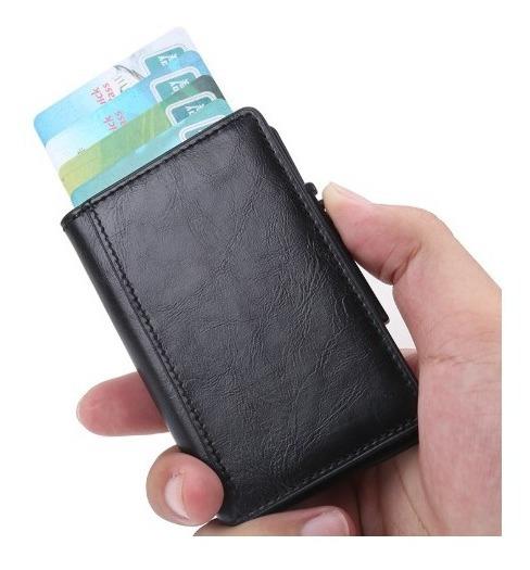 mejor selección 0a07c d37fb Billetera Anti Clonacion - Billeteras en Mercado Libre Chile