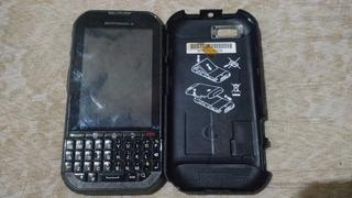 Motorola Titanium Tela Ruim Apenas