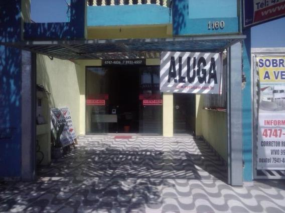 Comercial A Locação Em Suzano, Centro, 2 Banheiros, 2 Vagas - P0005