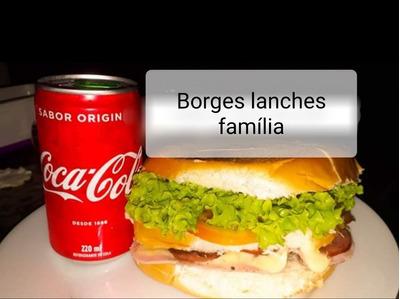Lanchonete Borges Lanches Família..
