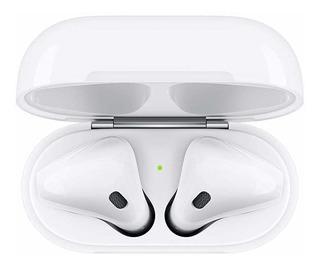 AirPods 2 De Apple Con La Caja De Carga - Blanco (renovado)
