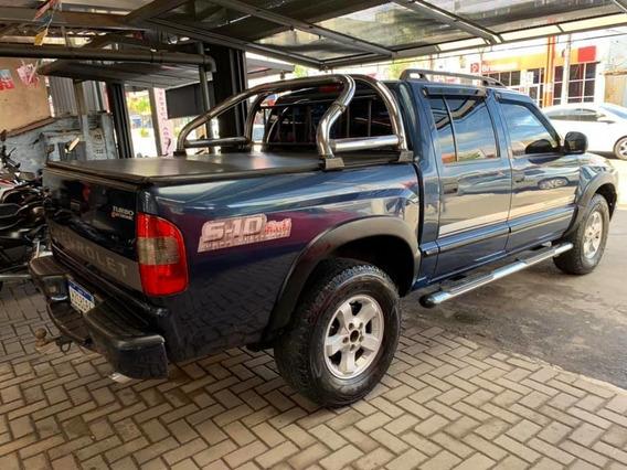 Chevrolet S10 2.8 Tornado 4x2 Cd 12v Turbo Electronic