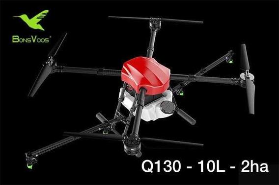 Bons Voos - Q130 - Drone Pulverizador (ñ Agras Dji)