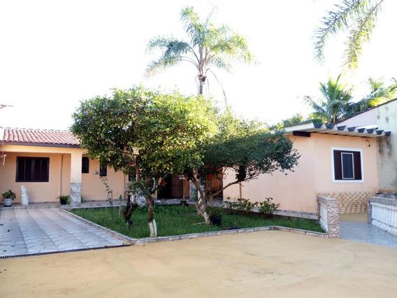 Casa Lado Praia Com 3 Dormitórios Em Mongaguá Ref 5917w