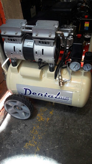 Compresor De Aire Silencioso Dental
