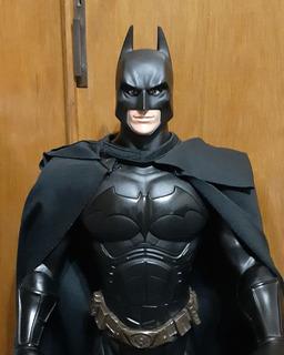 Muñeco Batman Dc Comics 2005 Gigante 80 Cm. The Dark Knight