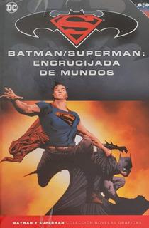 Batman Y Superman N° 61 Encrucijada De Mundos