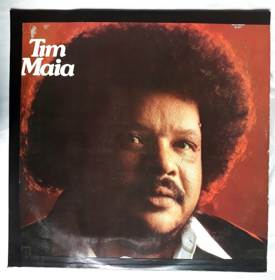 Tim Maia 1977 Lp Vinil