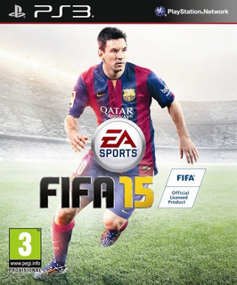 Fifa 15 Ps3 || Digital Español Latino