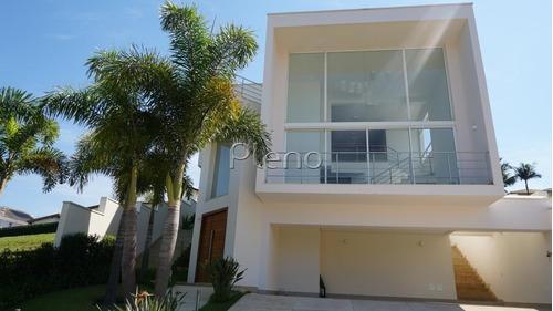 Casa À Venda Em Loteamento Alphaville Campinas - Ca019179