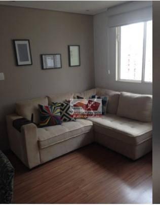 Apartamento Com 2 Dormitórios À Venda, 77 M² Por R$ 620.000,00 - Vila Mariana - São Paulo/sp - Ap13278