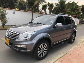 Ssangyong Rexton W Rt Luxury 4x4 At