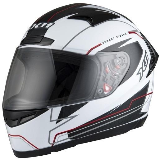 Capacete X11 Volt De Moto Campeão De Vendas