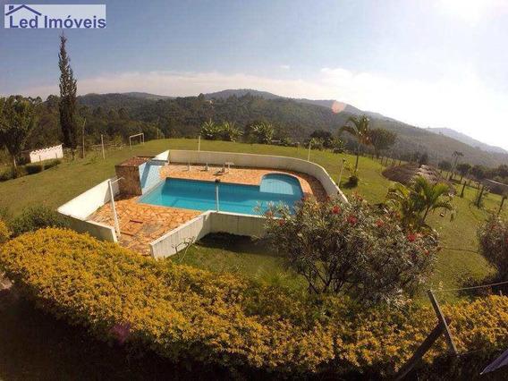 Chácara Com 3 Dorms, Dona Catarina, São Roque - R$ 750 Mil, Cod: 54 - V54
