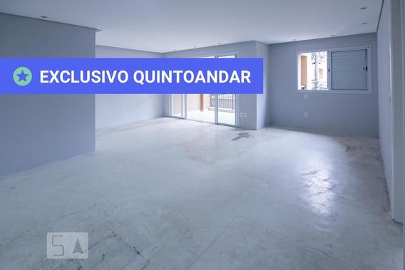 Apartamento No 1º Andar Com 2 Dormitórios E 2 Garagens - Id: 892987468 - 287468