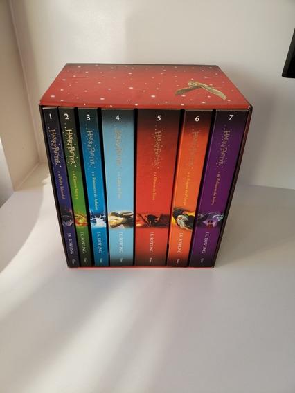Livro Coleção Box Harry Potter
