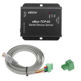 Monitor Remoto E-box Epever Conexão Internet Via Switch