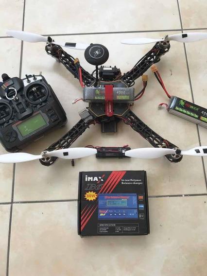Loucuraaa Drone F450 2 Baterias - Carregador - Placa Naza!!