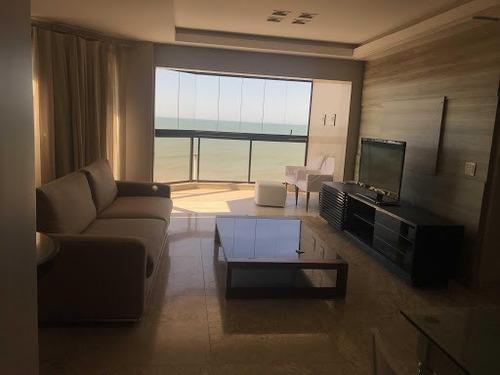 Apartamento À Venda Na Praia Do Pecado- Macaé/rj. - Ap8277