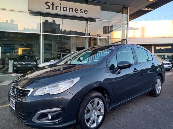 Peugeot 408 Allure 1.6 Hdi - 2016 #lm101