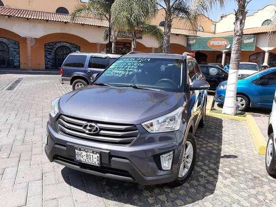 Hyundai Creta Gls, Standar, Gris Black, Motor 1.6, 5 Puertas