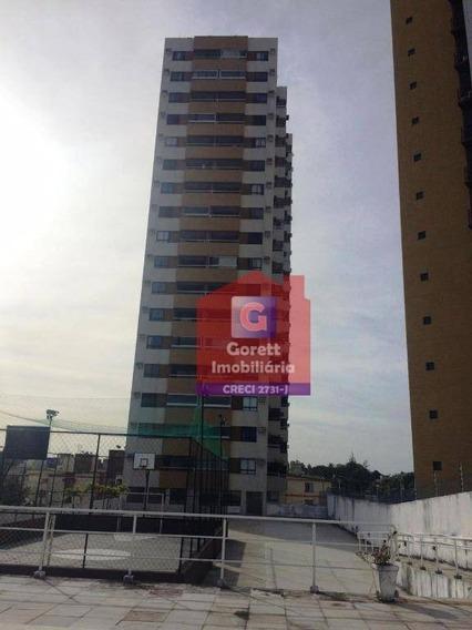 Apartamento Com 2 Dormitórios À Venda, 56 M² Por R$ 230.000 - Neópolis - Natal/rn V0736 - Ap0361