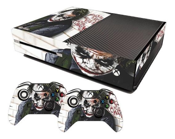 Skin Xbox One Fat Coringa Heath Ledger