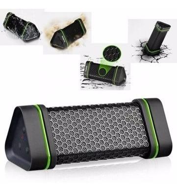 Mini Caixa De Som Bluetooth Resistente À Água 4w Entrada P2