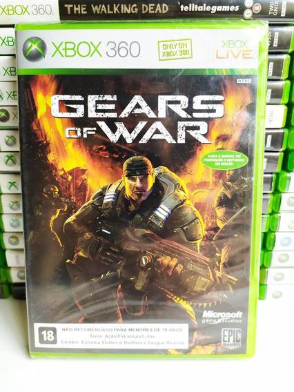 Gear Of War - Xbox 360 - Original - Lacrado