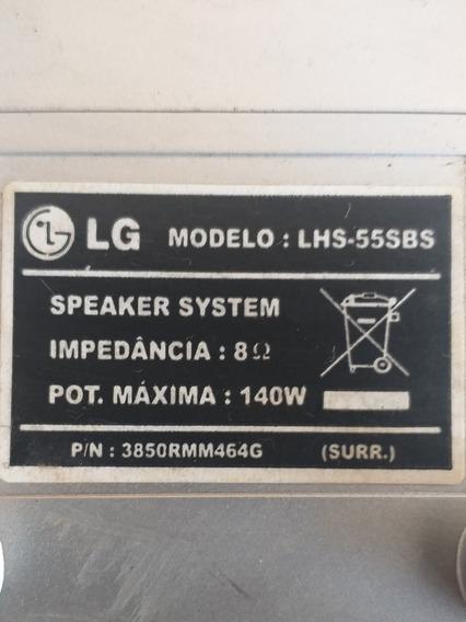 Caixa Acústica 5 Unidades 700w