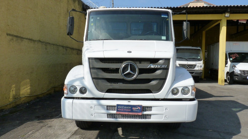Imagem 1 de 15 de Mercedes Atron 1319 Com Caçamba