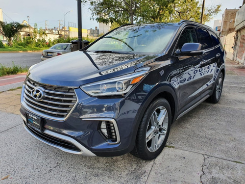 Imagen 1 de 13 de Hyundai Santafe Limited Tech 2018