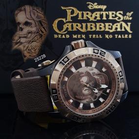 Relógio Invicta 25228 Limited Disney Piratas Caribe Original