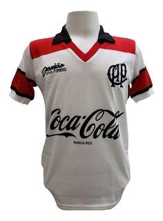 Camisa Retrô Atlético Paranaense 1993 Branca