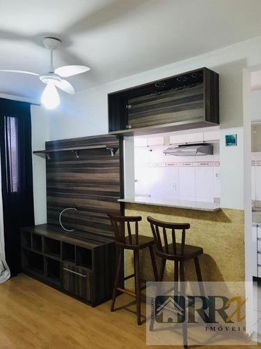 Apartamento Para Venda Em Suzano, Vila Figueira, 2 Dormitórios, 1 Banheiro, 1 Vaga - 53_2-1041796