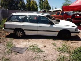 Subaru Legacy 1990 - 1992 En Desarme