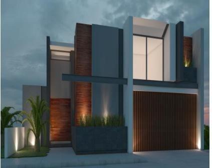 Fracc. Costa De Oro, Boca Del Rio, Veracruz - Casa En Pre-venta