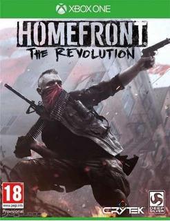 Homefront Revolution Xbox One Nuevo Solo En Igamers