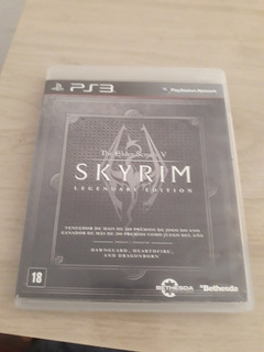 Skyrim Legendary Edition Ps3