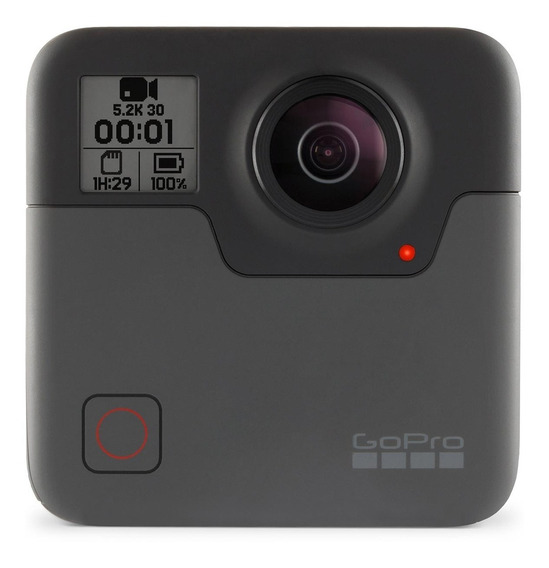 Gopro Fusion 360 + 2 Sd Sandisk 32gb Extreme + Gorillapod