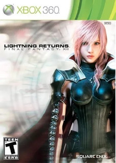 Lightning Returns Final Fantasy Xiii - Xbox 360
