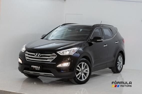 Hyundai Santa Fe 3.3 V6 Top 4x4 2015 Preta