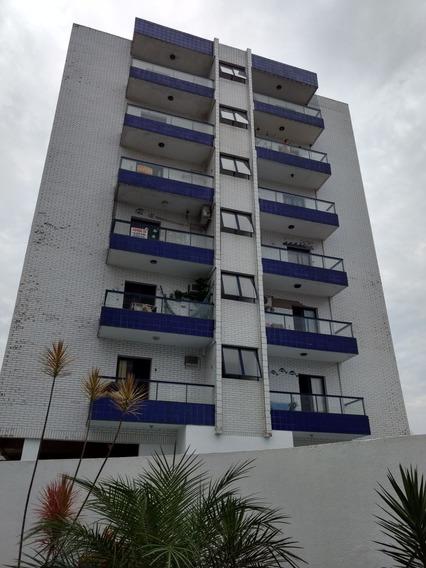 Apartamento Estilo Kitão, Com 1 Vaga De Garagem E Elevador.