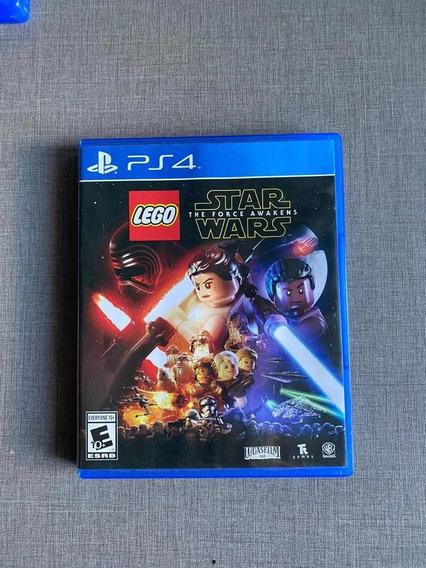 Jogo Ps4 Lego Star Wars The Force Awakens