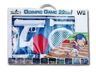 Kit De Deportes 22 En 1 Para Wii