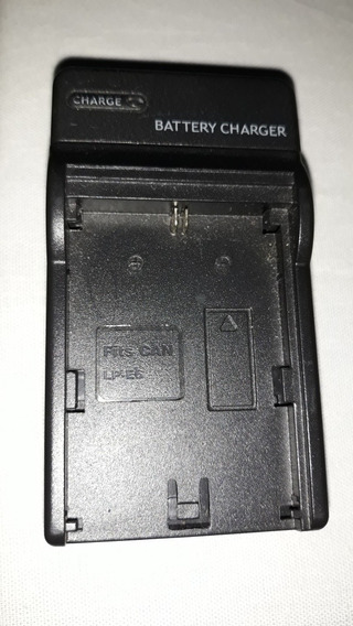 Carregador Lpe6n Canon Importado