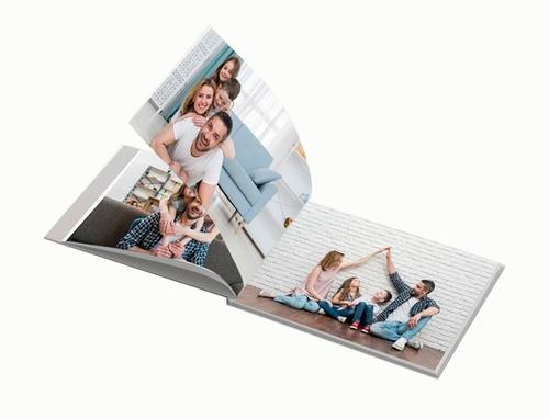 Fotolivro Plus  15x21cm Álbum De Fotos Personalizado