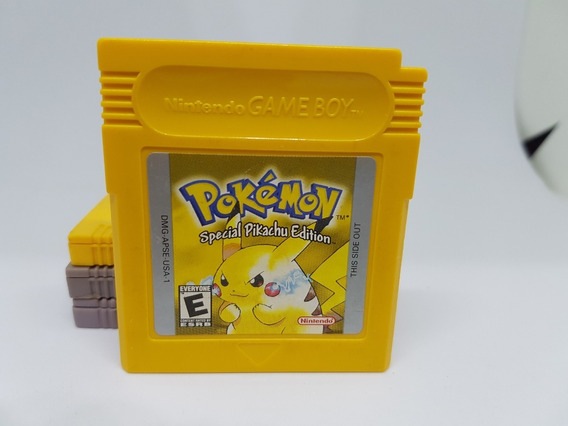 Pokemon Special Pikachu Editon - Game Boy - Nintendo